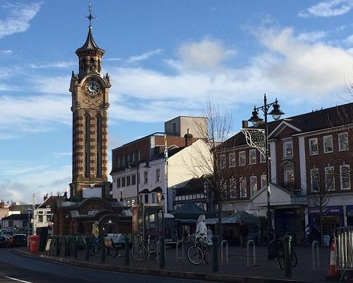 Epsom Clocktower